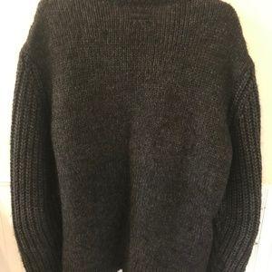 All Saints Sweaters - All Saints Anno Cardigan Sweater Wool Alpaca M